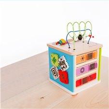 Lavinamasis žaislas HAPE Lavinamasis kubas, 800808