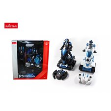 Robotas karys RASTAR RS Wolf Warriors, asort., 77640