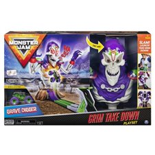 Trasa MONSTER JAM Grim Takedown, 6046632