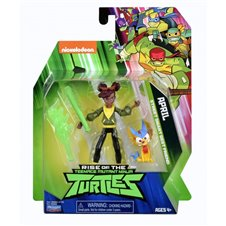 Figūrėlė ROTMNT April O'neil, 80806