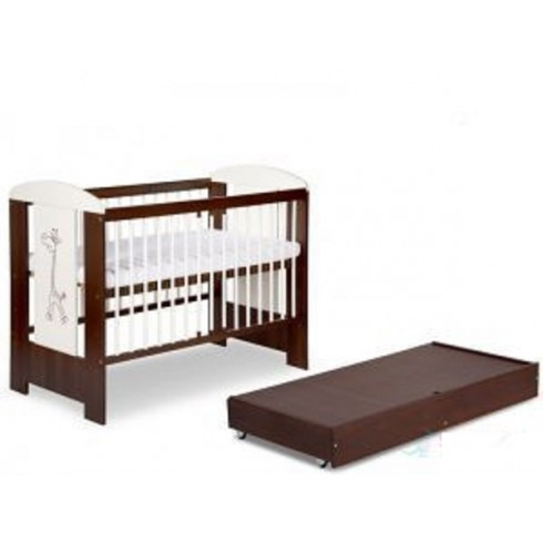 Кроватка Klupš Safari C Ящиком