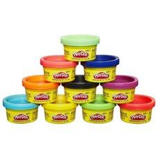 Dantisto rinkinys PLAY DOH  10 spalvų, 22037