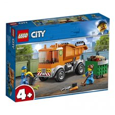 Konstruktorius LEGO City Great Vehicles Šiukšliavežė 60220