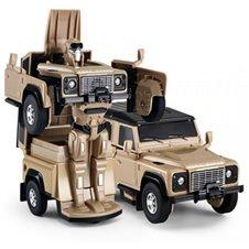 Valdomas automobilis RASTAR Land Rover Defender, 62000