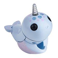 Elektroninis žaislas FINGERLINGS banginis Nori, mėlynas, 3698