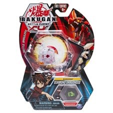 Kovos rinkinys BAKUGAN Basic Ball Pack, asort., 6045148