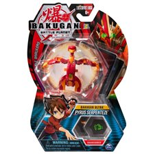Rinkinys BAKUGAN Ultra Ball Pack, asort., 6045146/6055124