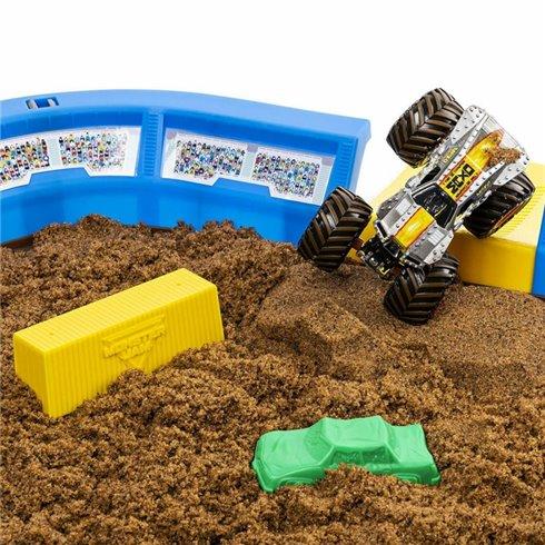 Kinetinio smėlio arena MONSTER JAM, 6046704