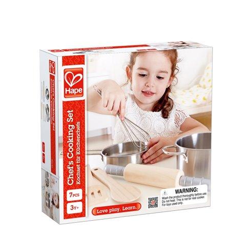 Virtuvės įrankių rinkinys HAPE 7 vnt, E3137A