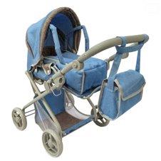 Lėlių vežimėlis Euro Vaikas 9379