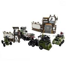 Karinių automobilių rinkinys 0878065