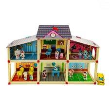 Lėlių namas Euro Vaikas Mokykla