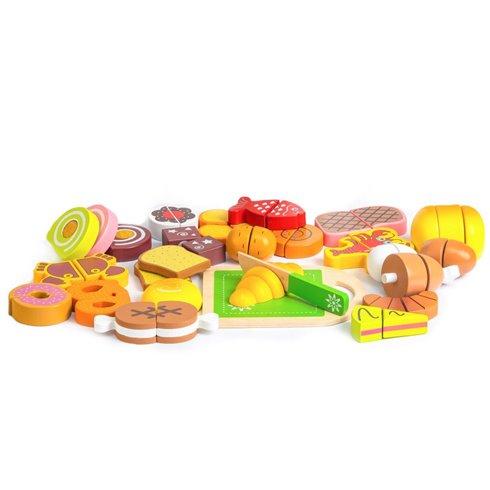 Medinis maisto produktų rinkinys Eko Žaislas