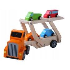 Medinis autovežis Eko Žaislas