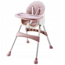Maitinimo kėdutė Eko Žaislas Plastik Pink