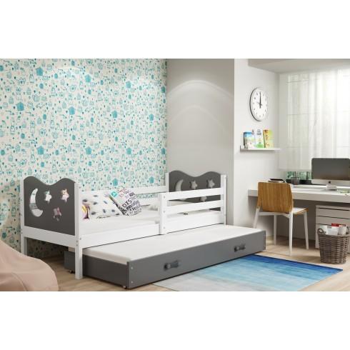 Двухместная кровать MIKAS 200*90