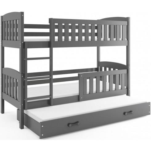 Dviaukštė lova JONAS 3 190*80