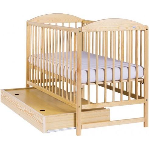 Кроватка Drewex Kuba 2 Pine C Ящиком