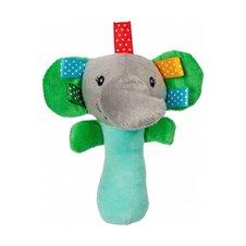 Pliušinis žaislas Akuku Drambliukas B1461