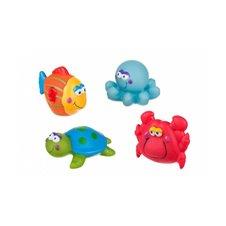 Vonios žaislų rinkinys Akuku B1473