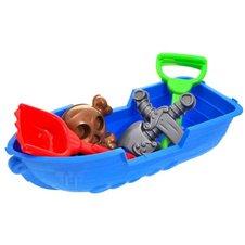 Smėlio žaislai Piratų laivas ZA1966