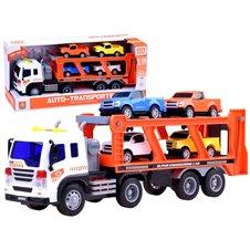 Tir Auto transporter with Lawnet  ZA2435