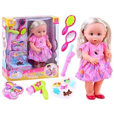Hairdresser doll stylist with sound ZA2797