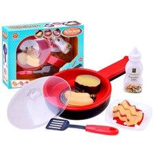 Kitchen set, frying pan, accessories, sound ZA2636