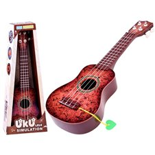 Plastic Guitar for child IN0100