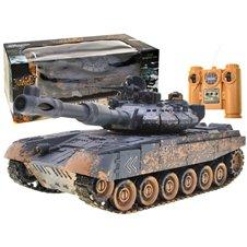 Nuotoliniu būdu valdomas tankas T90  RC0373