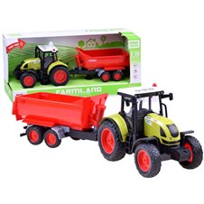 Traktorius su priekaba  ZA2436