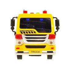 Sunkvežimis su priekaba + ekskavatorius  ZA1986