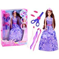 Anlily Fairytale Doll princess hairdresser ZA2809