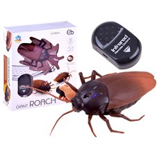 Remote controlled Cockroach Giant pilot RC0472