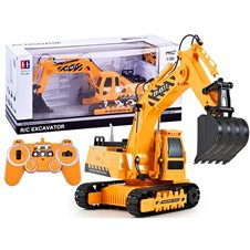 Large Excavator realistic remote control RC0218
