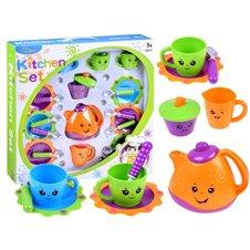 Cups, saucers Tea set 21 pieces ZA2853