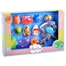 Vandens žaisliukų rinkinys ZA2939