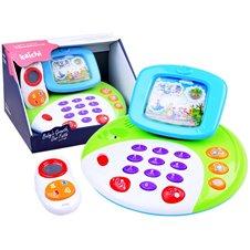 Interaktyvus edukacinis kūdikio telefonas Kaichi ZA2429