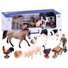 Fermos gyvūnų rinkinys vaikams ZA2994