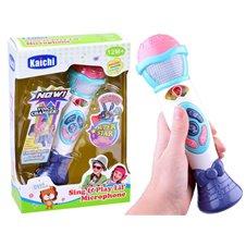 Vaikiškas mikrofonas Karaoke  IN 0073