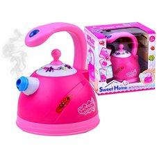Žaislinis rožinis arbatinukas ZA2640