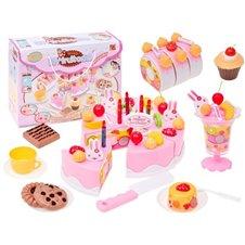 Make a BIRTHDAY CAKE for children chopping ZA2368