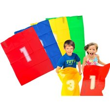 Kinderparty Jumping bags eggs spoons SP0568