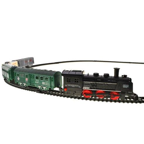 Elektrinis traukinys su vagonais RC0355