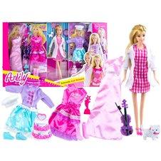 Doll + clothes ZA2167