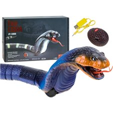 Cobra Snake remotely controlled to the remote control RC0419
