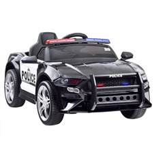 Car with battery RADIO MAN with remote control PA0218