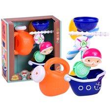 Vonios žaislų rinkinys ZA2979