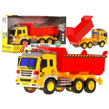 Tipper AUTO toy building ZA1334