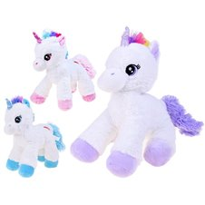 Rainbow Unicorn mascot ZA2716